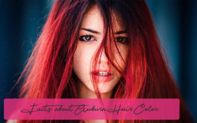 Facts about Auburn Hair Color